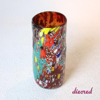 花瓶・flower base diec1red