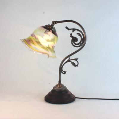 琉球ガラステーブルランプ fc-600a-ryukyu8s