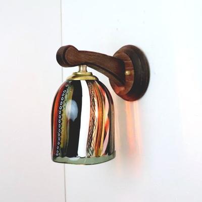 ベネチアングラスブラケットランプ fc-ww016g-dm42b
