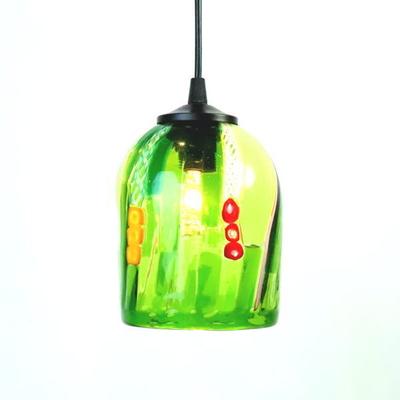 ベネチアングラスペンダントライト 品番.dm132-green