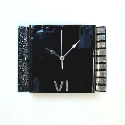 ベネチアングラス掛け時計 pelt05-54