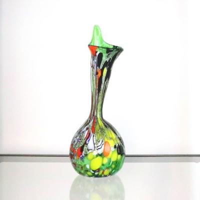 花瓶・flower base diec5green
