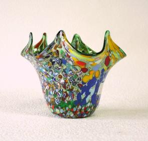 花瓶・flower base diec8green
