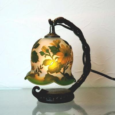 ガレ風ランプ コスモス gd406