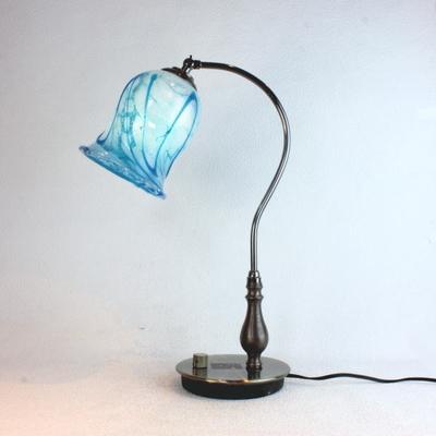 琉球ガラステーブルランプ fc-570ay-ryukyu2s