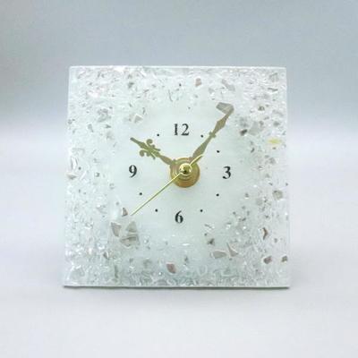 ベネチアングラス置時計 品番.pelt01-91q