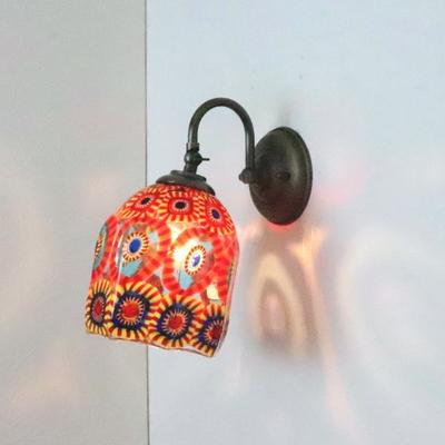 ベネチアングラスブラケットランプ fc-w004-elsmk8f