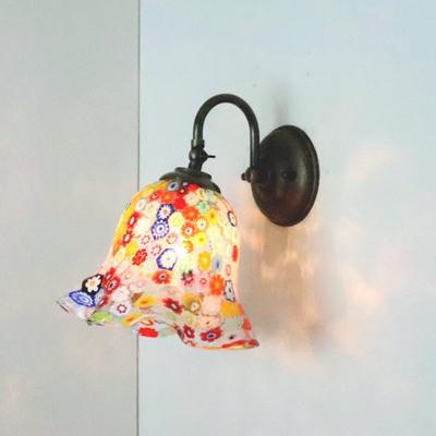 ベネチアングラスブラケットランプ fc-w004-elml10