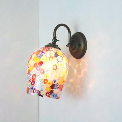 ベネチアングラスブラケットランプ fc-w004-elml11