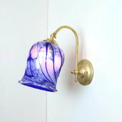 琉球ガラスブラケットランプ fc-w208-ryukyu17s