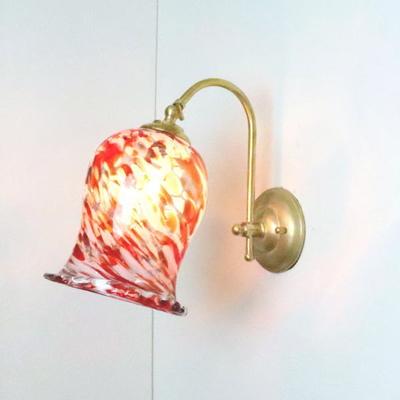 琉球ガラスブラケットランプ fc-w208-ryukyu16s