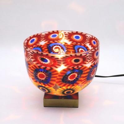 ベネチアングラステーブルランプ 034-elsm8c