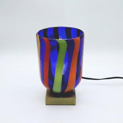 ベネチアングラステーブルランプ 034-eltz2