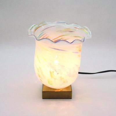 琉球ガラステーブルライト 034-ryukyu5s