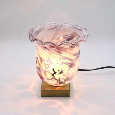 琉球ガラステーブルライト 034-ryukyu4s