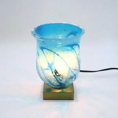 琉球ガラステーブルライト 034-ryukyu1s