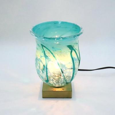 琉球ガラステーブルライト 034-ryukyu11s