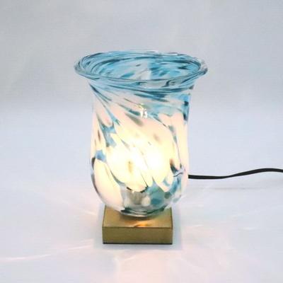 琉球ガラステーブルライト 034-ryukyu10s