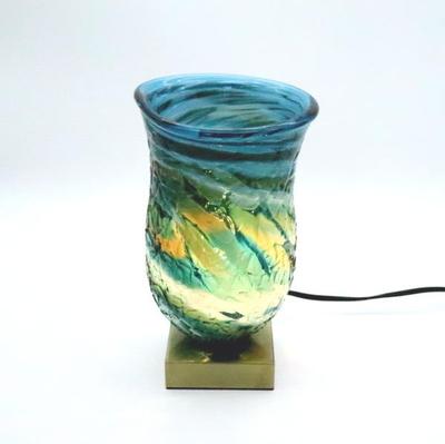 琉球ガラステーブルライト 034-ryukyu7