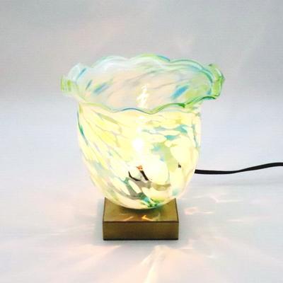 琉球ガラステーブルライト 034-ryukyu6s