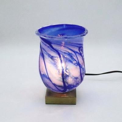 琉球ガラステーブルライト 034-ryukyu17s