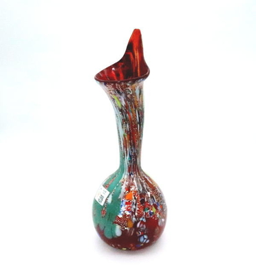 花瓶・flower base diec5red-B