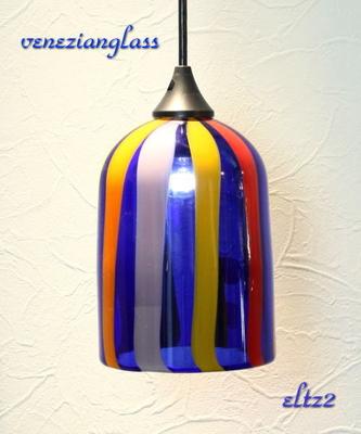 ベネチアングラスペンダントライト 品番.eltz2