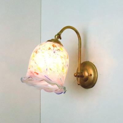 琉球ガラスブラケットランプ fc-w208-ryukyu18s