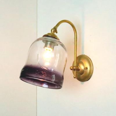 琉球ガラスブラケットランプ fc-w208-ryukyu14s