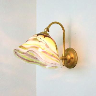 琉球ガラスブラケットランプ fc-w208-ryukyu8s