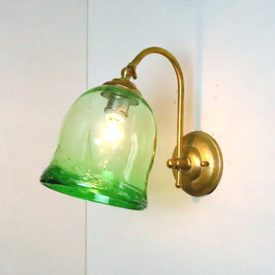 琉球ガラスブラケットランプ fc-w208-ryukyu13s