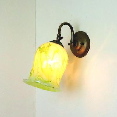 琉球ガラスブラケットランプ fc-w004-ryukyu3sn