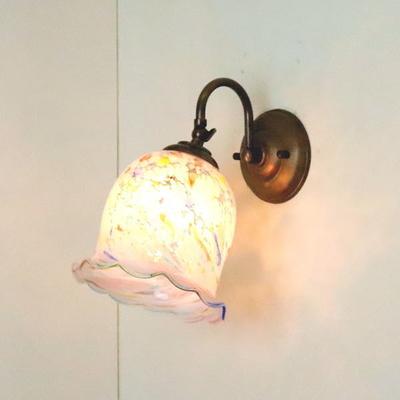 琉球ガラスブラケットランプ fc-w004-ryukyu18s