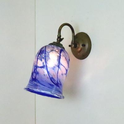 琉球ガラスブラケットランプ fc-w004-ryukyu17s
