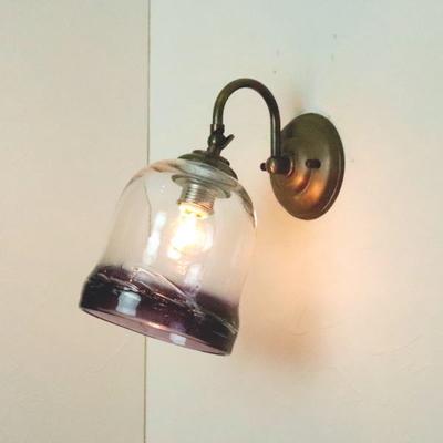 琉球ガラスブラケットランプ fc-w004-ryukyu14s