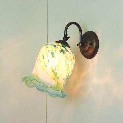 琉球ガラスブラケットランプ fc-w004-ryukyu6s