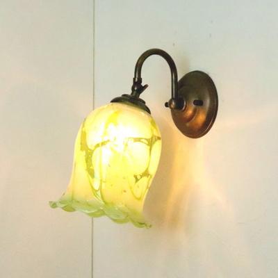琉球ガラスブラケットランプ fc-w004-ryukyu3s