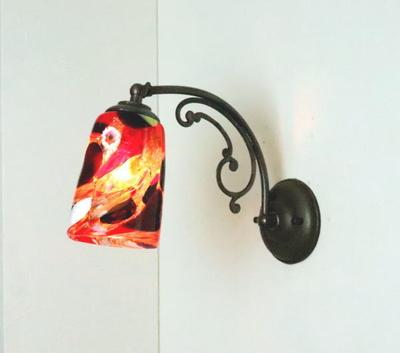 ベネチアングラスブラケットランプ fc-w10ay-monet-multi