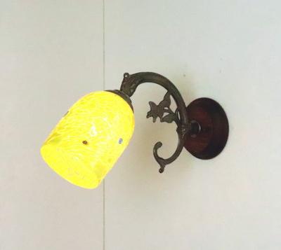 ベネチアングラスブラケットランプ fc-ww621-pasta2-lightgreen