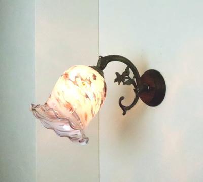 琉球ガラスブラケットランプ fc-ww621-ryukyu4s