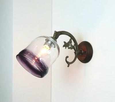 琉球ガラスブラケットランプ fc-ww621-ryukyu14s