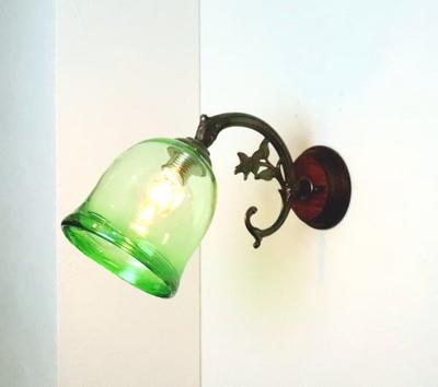 琉球ガラスブラケットランプ fc-ww621-ryukyu13s