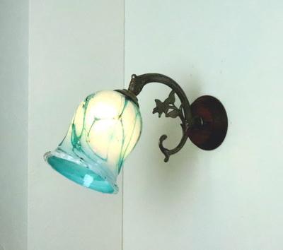 琉球ガラスブラケットランプ fc-ww621-ryukyu11s