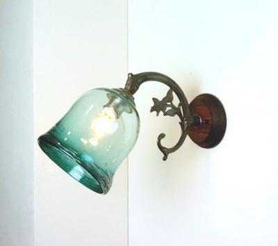 琉球ガラスブラケットランプ fc-ww621-ryukyu7s