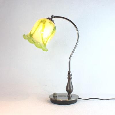 琉球ガラステーブルランプ fc-570ay-ryukyu3s