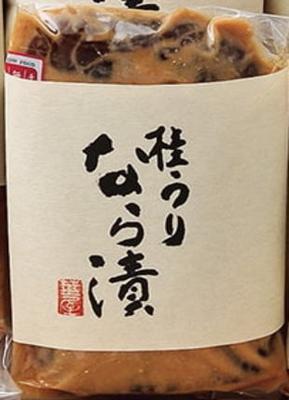 なら漬(瓜) 半舟×1                                   賞味期間90日間