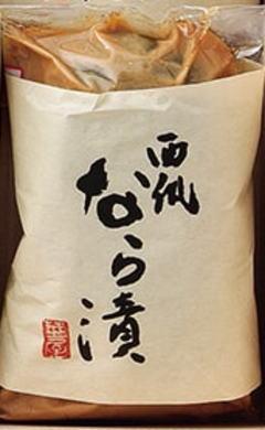 なら漬(西瓜)2個入×1                                    賞味期間90日間