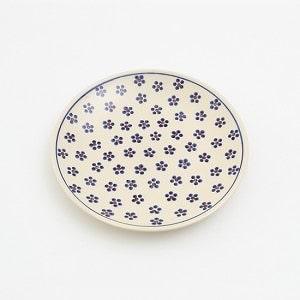 ポーランド中皿 19cm 電子レンジ/オーブン/食洗器対応/ALEGRE