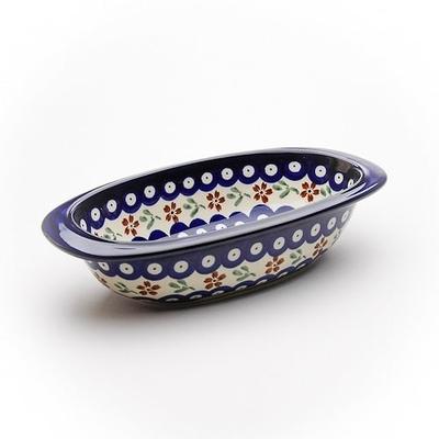 ポーランドオーバル/グラタン皿 電子レンジ/オーブン/食洗器対応/ALEGRE