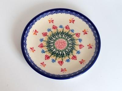 ポーランド小皿 16cm電子レンジ/オーブン/食洗器対応/ALEGRE